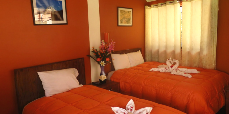 Double Room - Peru Quechuas Lodge Ollantaytambo 800x400