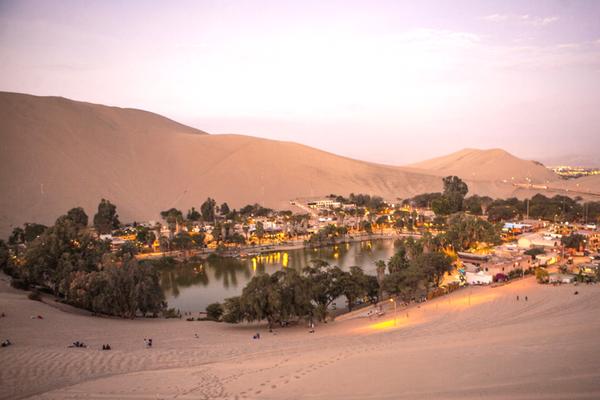 Huacachina - Cultural Roundtrip Peru - Peru Quechuas Lodge Ollantaytambo 600x400