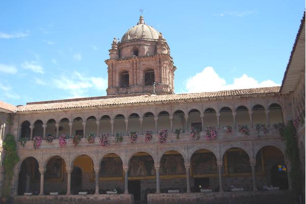 Qoricancha - Peru Quechuas Lodge Ollantaytambo 600x400