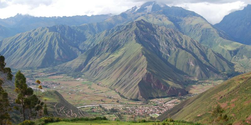 Sacred Valley - Peru Quechuas Lodge Ollantaytambo 600x400