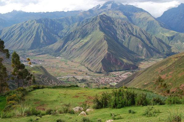 Sacred Valley Tour 01 - Peru Quechuas Lodge Ollantaytambo 600x400
