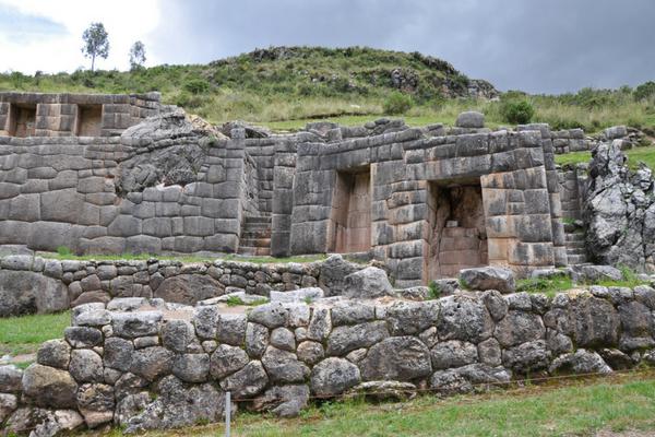 Tambomachay - Peru Quechuas Lodge Ollantaytambo 600x400