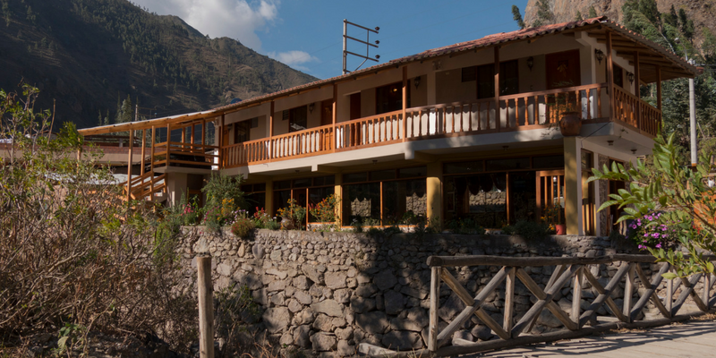 The Lodge - Peru Quechuas Lodge Ollantaytambo 600x400