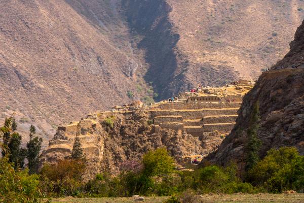 View Peru Quechuas Lodge Ollantaytambo 600x400