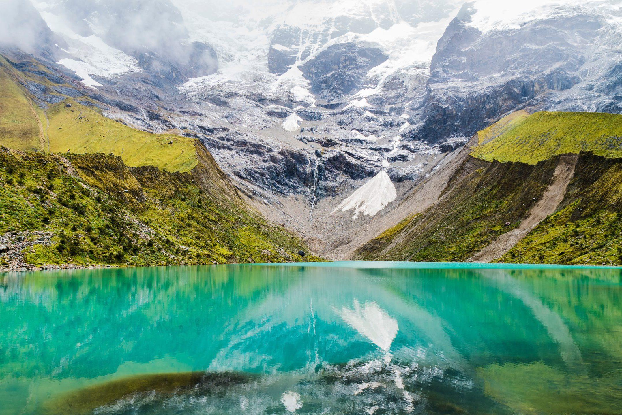 Humantay Lake 02 - Peru Quechuas Lodge Ollantaytambo