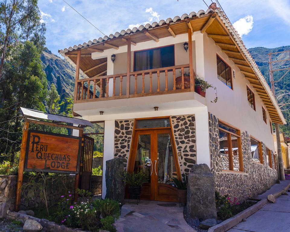 Peru Quechuas Lodge Ollantaytambo
